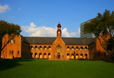 University of Pretoria Old Arts Building