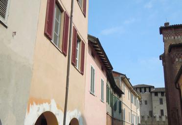 Fontanellato-Portici
