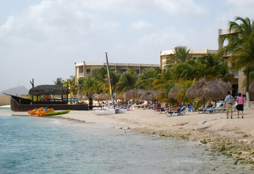 Beach-on-Curacao