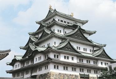 Giappone honshu nagoya il castello giappone hakone il monte fuji e il