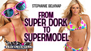 From Super Dork to Supermodel: Bikini.com's Stephanie Belknap