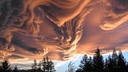 NASA fotografa cielo ondulato in Nuova Zelanda