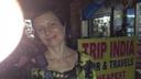 Antonella Elia, viaggio 'social' in India