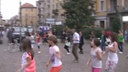 Milano, un flash mob per un 'sì'