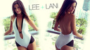 Hot L.A. swimwear from Lee + Lani