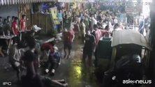 Thailandia, famiglia britannica pestata in strada: il video choc