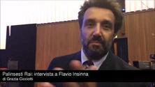 Palinsesti Rai: intervista a Flavio Insinna