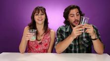 French People Try American Champagne For The First Time