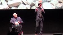 Bertolucci e Keanu Reeves presentano Piccolo Buddha