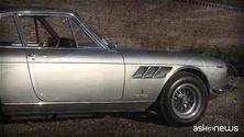 Nasce la nuova Ferrari GTC4Lusso, debutterà al Salone di Ginevra