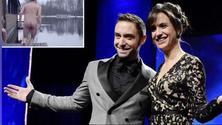 Eurovision Song Contest, il nudo integrale non soddisfa il pubblico