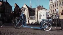 Lopifit, la bicicletta che si guida come un tapis roulant