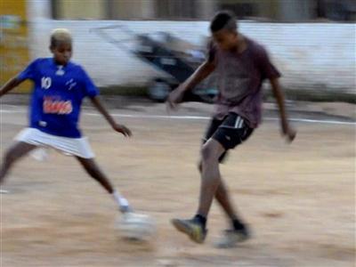 La favela organizza la sua Coppa del Mondo