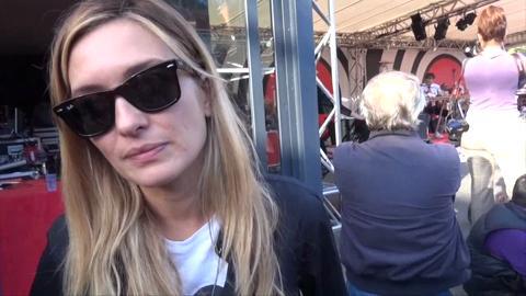 Festa del Cinema di Roma: Carolina Crescentini conduttrice a Radio2