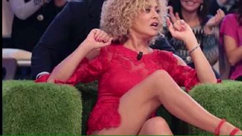 Eva Grimaldi confessa di essere innamorata ancora di Garko