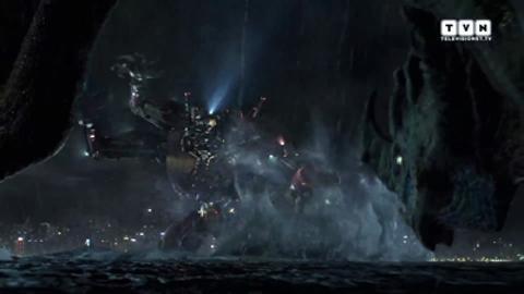 DUE BIGLIETTI PER: Pacific Rim, Guillermo Del Toro