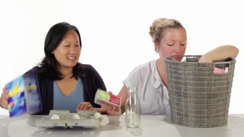 Adults Attempt Middle School Science Experiments