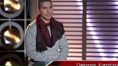 Dennis Fantina, amaro retroscena su The Voice