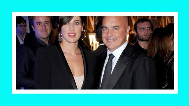 Luisa Ranieri e Luca Zingaretti: 'Me lo invidiano'