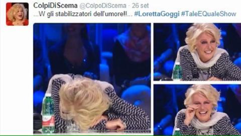 Tale e Quale, grave lutto per Loretta Goggi