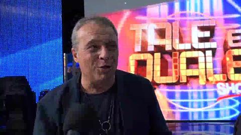 Tale e Quale Show: intervista a Claudio Amendola nuovo giudice