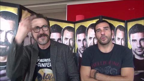 Loro chi? - Intervista a Marco Giallini e Edoardo Leo