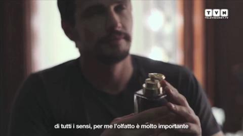 """James Franco per Gucci: Il backstage della campagna del profumo """"Made to Measure"""""""