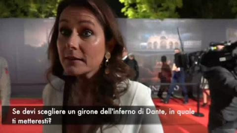 Inferno red carpet: Ron Howard, Dan Brown, Tom Hanks, Irrfan Khan ai nostri microfoni