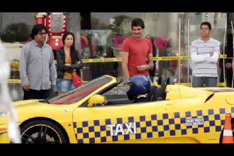 Porsche e Ferrari? I taxi alla Messicana