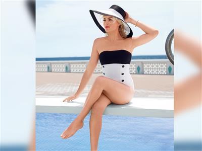 La falsa modestia della sexy star: 'non sono bella'