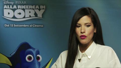 Alla Ricerca di Dory - Intervista a Baby K e Massimiliano Rosolino