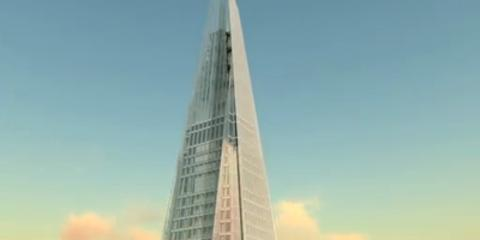 Londra - Shard of Glass - Renzo Piano