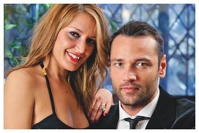 Rocco Pietrantonio sposa la sua Claudia