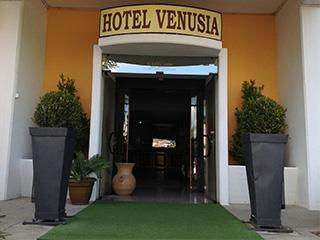 Hotel Ristorante Venusia Pizzeria Sala Convegni Ricevimenti e Catering