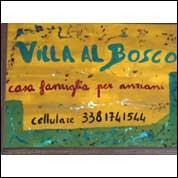 Casa di Riposo Per Anziani Villa al Bosco