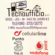 Tecnoufficio Vendita e Assistenza Computer e Telefonia 3 e Vodafone