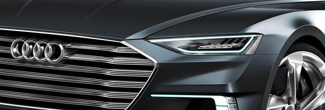 Prologue Avant, Audi svela il futuro della station wagon