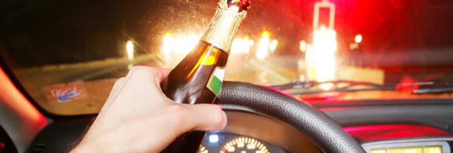 Ubriaco alla guida: la Polizia scopre una cosa sconvolgente