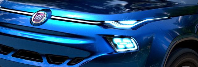La Fiat svela il Suv del futuro, elegante e misterioso