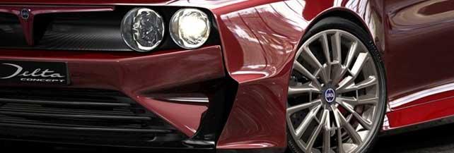 Lancia Delta Integrale, guarda come sarà. Foto