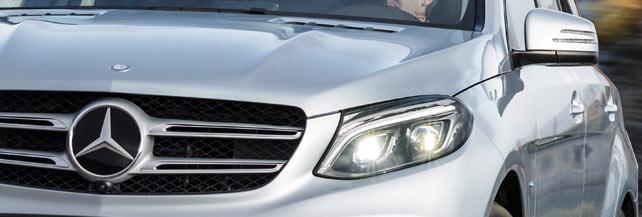 Anteprima: Mercedes svela il nuovo suv. Anche ibrido plug-in