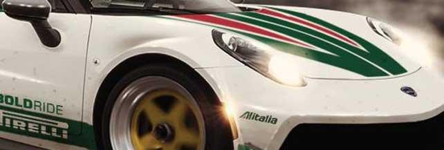 Torna la Stratos: ecco come sarà 'grazie' ad Alfa Romeo