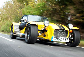 Caterham Supersport on Caterham Supersport R  Ai Vertici Col 2 Litri Da 180 Cv   Auto News