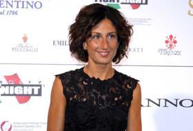 Stile Agnese, lady Renzi in outfit da nozze