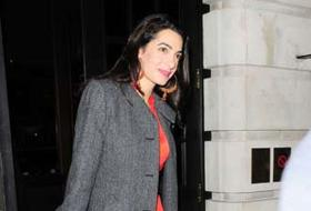 I magnifici abiti di Amal Alamuddin, la signora Clooney