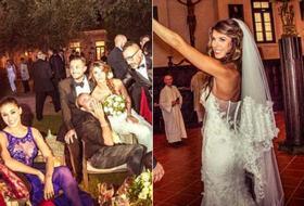 Canalis flop: svenduto l'abito da sposa per soli 5.500 euro