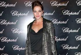 Chopard Party, look vip. Buy a lutto, Muti tirata e pressata