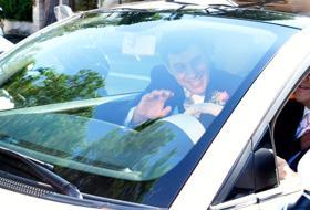 Fabrizio Frizzi e Carlotta Mantovan sposi: le foto delle nozze