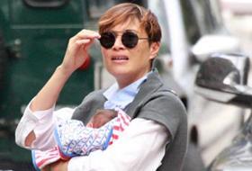 Anna Foglietta, attrice di successo e super mamma