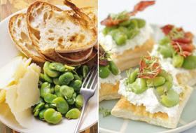 Fave, cicoria e fantasia: ricette sane e leggere di stagione